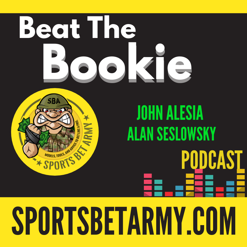 Beat The Bookie Ep: 11 – Guest Coach Anthony